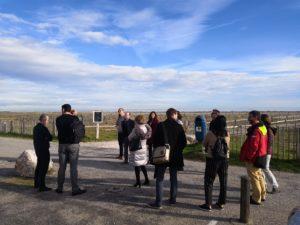 Visite de site pour le Conseil Général de l'Environnement et du Développement Durable